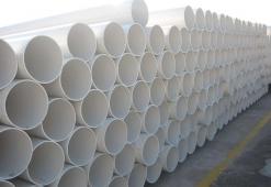PVC管材被广泛应用